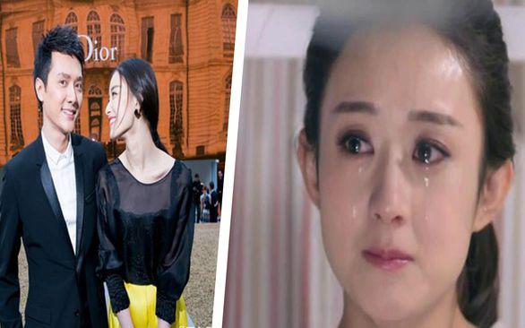 """Triệu Lệ Dĩnh quyết ly hôn vì Phùng Thiệu Phong còn """"tơ tưởng"""" người yêu cũ?"""