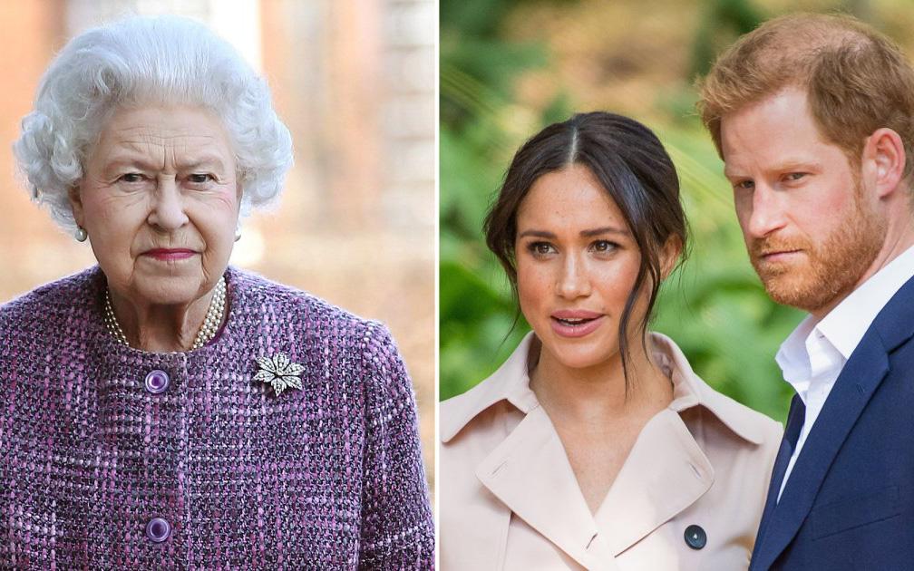 Sau quyết định không chịu lùi bước của Nữ hoàng Anh, vợ chồng Meghan đưa ra tuyên bố mới gây tranh cãi