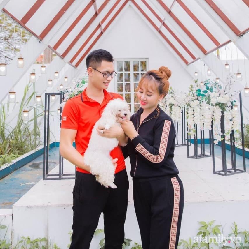 Thu nhập 25 triệu, mỗi tháng tiêu 5 triệu đồng, cặp vợ chồng trẻ Hải Phòng mua được nhà khi mới 22 tuổi - Ảnh 1.