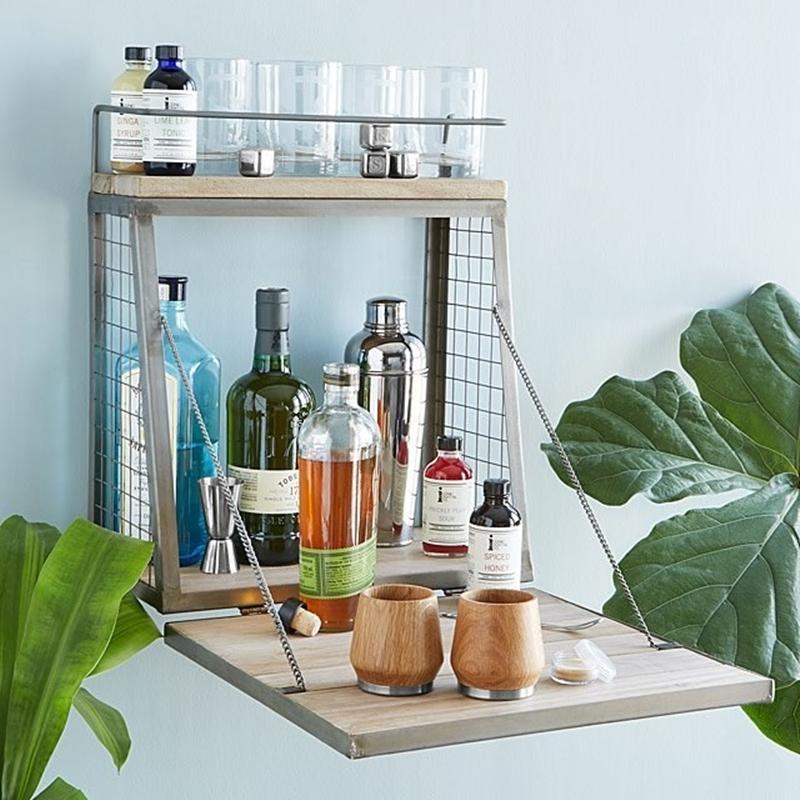 11 món đồ lưu trữ hoàn hảo cho căn hộ nhỏ hẹp, chắc chắn bạn sẽ hối hận khi không mua chúng sớm hơn - Ảnh 10.