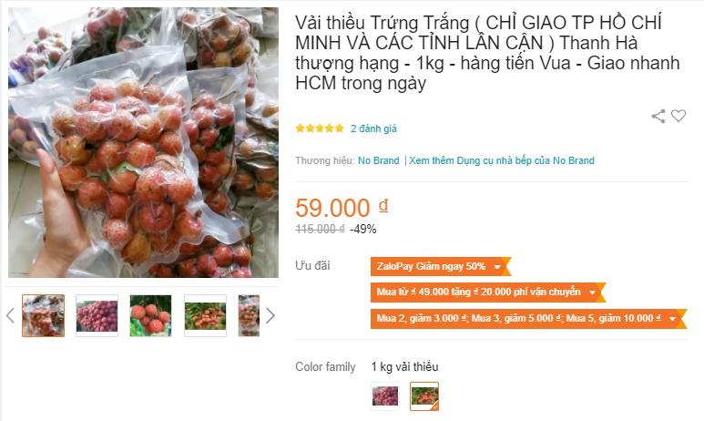 Deal hot mua vải thiều Bắc Giang: Giảm tới 50% mà quả nào quả nấy đẹp ngon 10/10 - Ảnh 3.