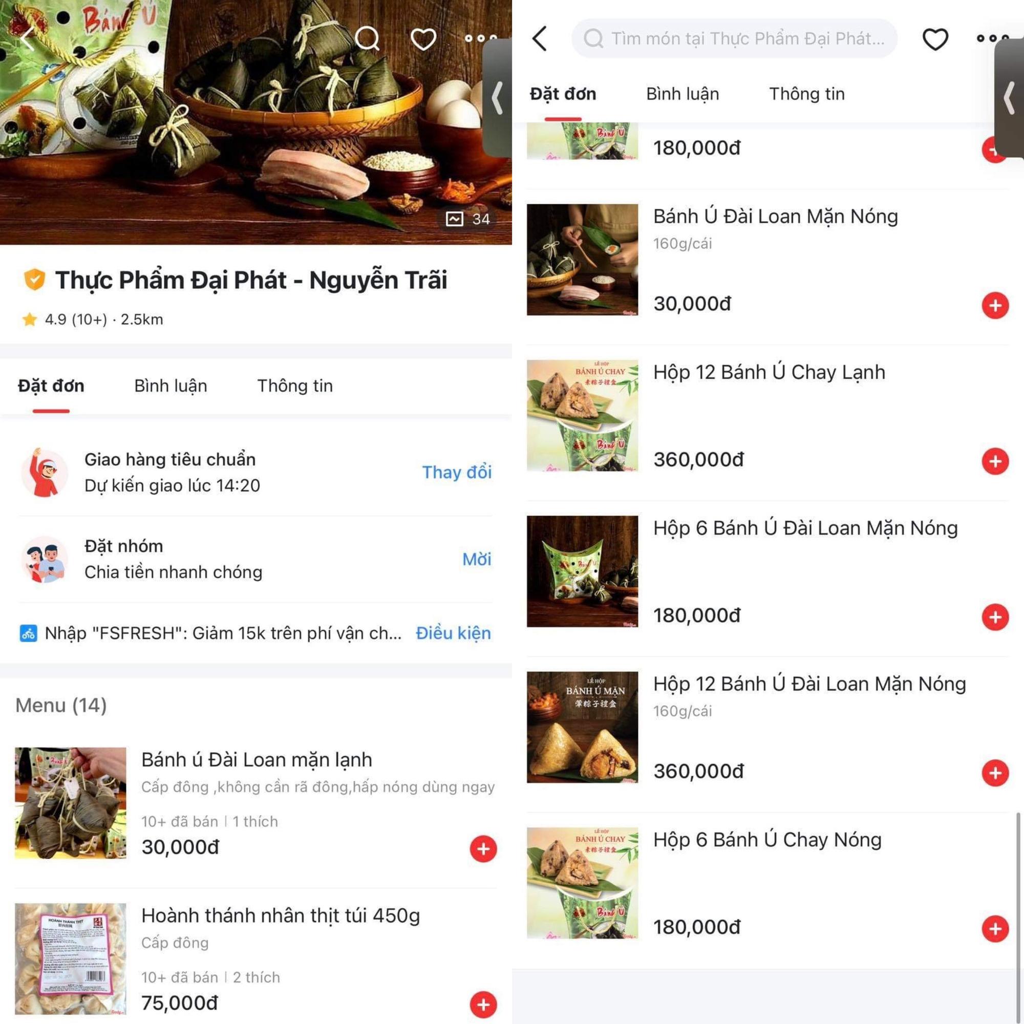 Tết Đoan Ngọ tại lò bánh Bá Trạng của người Hoa lâu đời nhất Sài Gòn, một cặp bánh có giá lên tới 1 triệu đồng mà cả năm chỉ được ăn duy nhất 1 lần! - Ảnh 14.