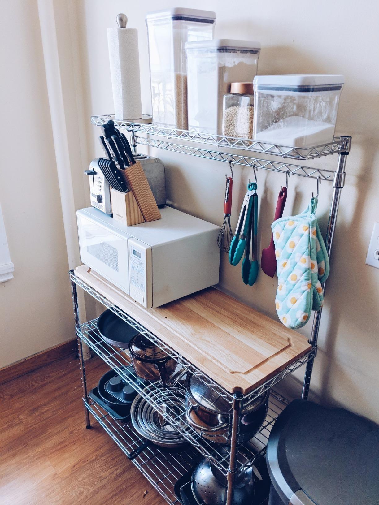 11 món đồ lưu trữ hoàn hảo cho căn hộ nhỏ hẹp, chắc chắn bạn sẽ hối hận khi không mua chúng sớm hơn - Ảnh 4.