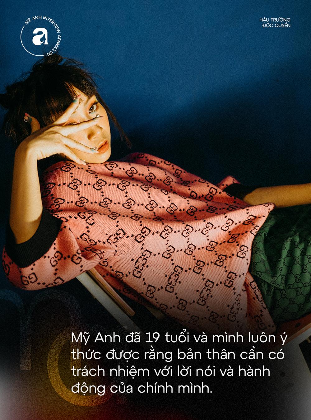 """Gặp gỡ Mỹ Anh - con gái diva Mỹ Linh: Lần đầu nói về 2 chữ  """"nổi loạn"""" ở tuổi 19 và câu chuyện trưởng thành giữa trải nghiệm tốt - xấu - Ảnh 7."""