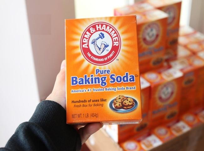 4 vật dụng bạn không bao giờ nên làm sạch bằng baking soda - Ảnh 2.