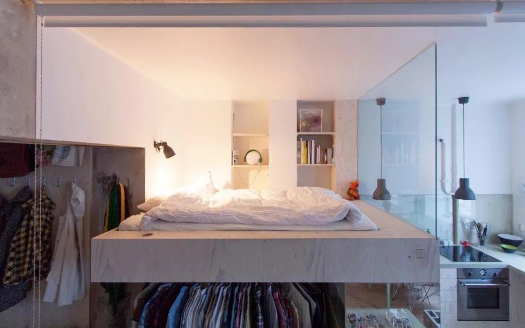 5 tuyệt chiêu để biến sức lưu trữ của căn nhà 30m² tăng lên gấp đôi