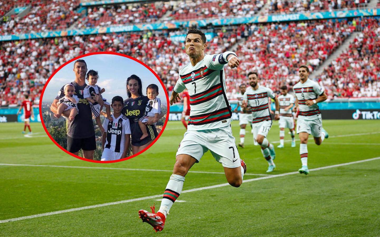 """Chuyện tình của Cristiano Ronaldo - người lập kỷ lục chưa từng có trong lịch sử Euro: Biến cô gái bán hàng thành nàng Lọ Lem và nghi án """"hiếp dâm"""" chấn động"""