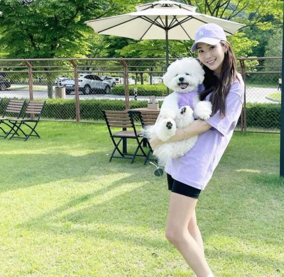 Park Min Young lại tự để lộ bằng chứng hẹn hò Park Seo Joon? - Ảnh 2.