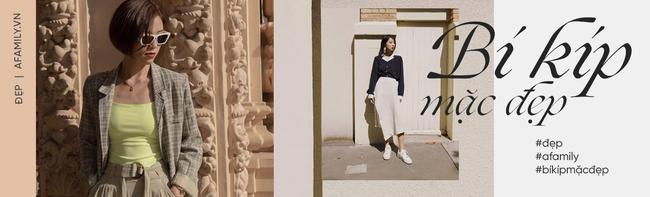 Khác với gái Hàn, phụ nữ Pháp diện chân váy dài trông nổi bật hơn hẳn nhưng vẫn sang ngút ngàn - Ảnh 12.