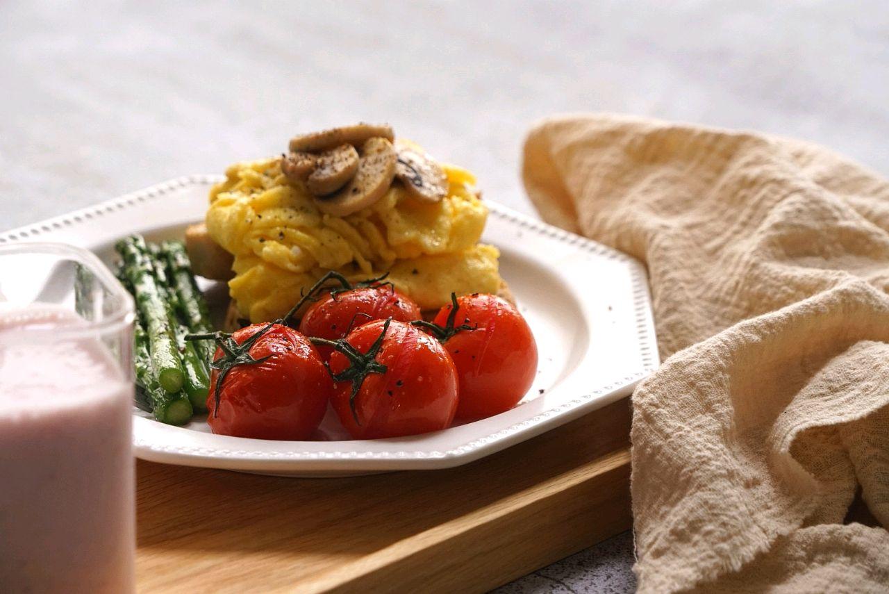 Nâng tầm cho món bánh mì trứng lên đẳng cấp nhà hàng chỉ với vài động tác đơn giản ai cũng làm được - Ảnh 11.