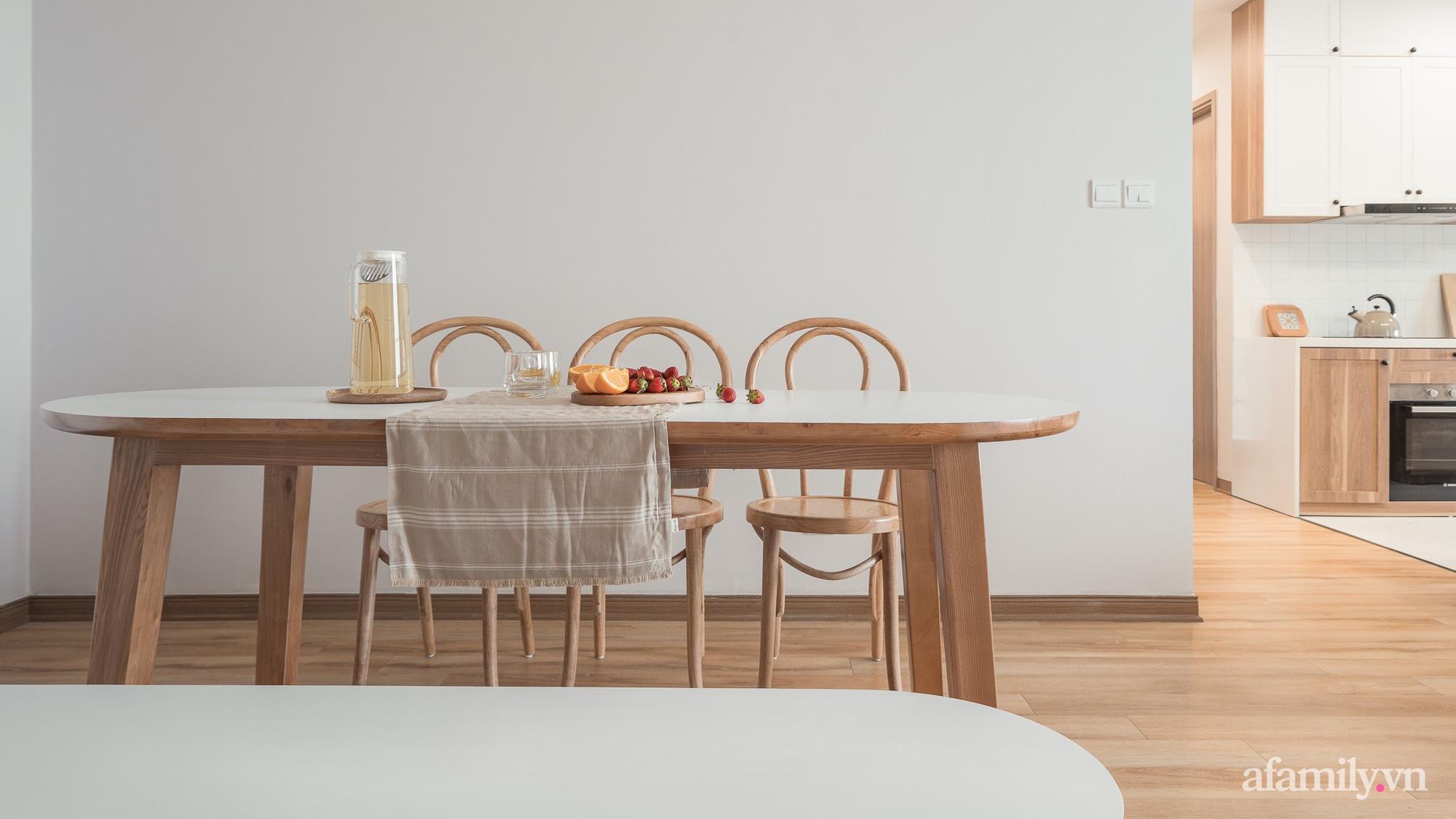 Căn hộ 92,5m² ngọt lịm với sắc màu tinh khôi của nữ giáo viên Tiếng Anh ở Hà Nội - Ảnh 10.