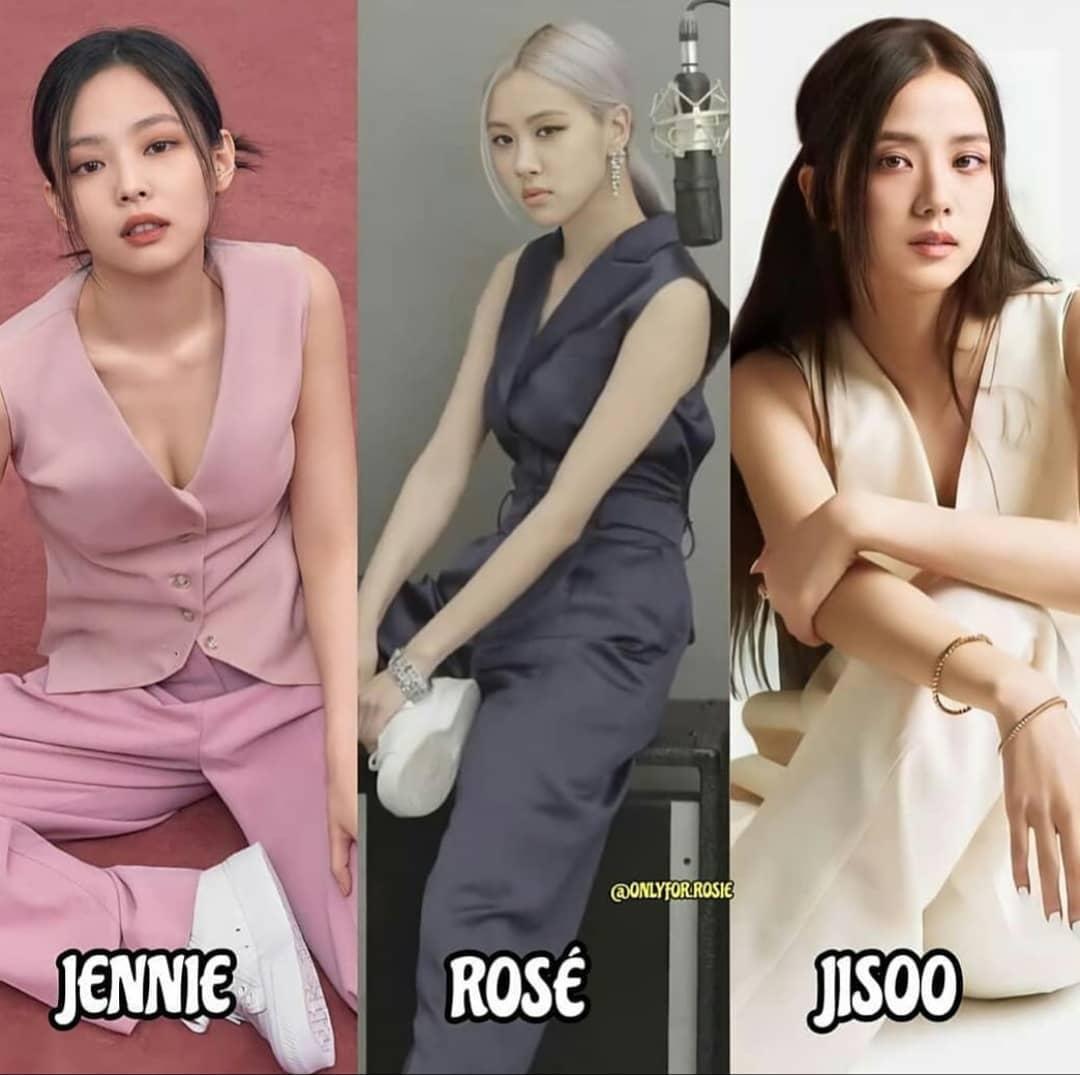 """So kè hội BLACKPINK khi makeup, ăn vận giống nhau: Jisoo nổi bật hơn hay sẽ bị """"dìm"""" sau 3 cô - Ảnh 1."""