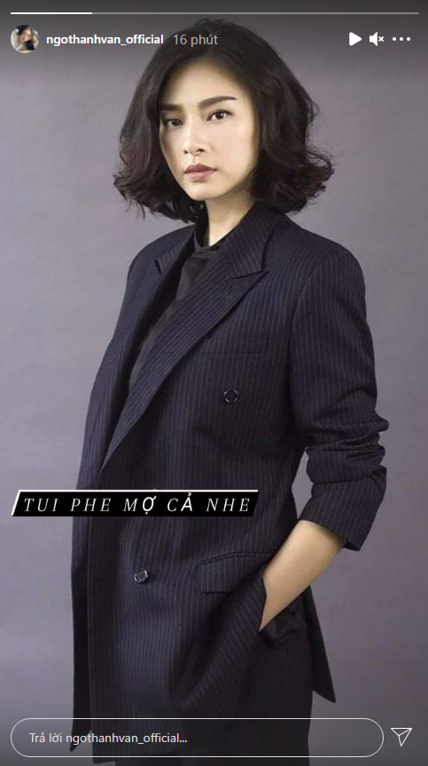 """Ngô Thanh Vân đúng là """"Mợ cả"""" của Mine phiên bản Việt, style đơn giản mà sang ngút ngàn khiến ai cũng muốn bắt chước - Ảnh 1."""