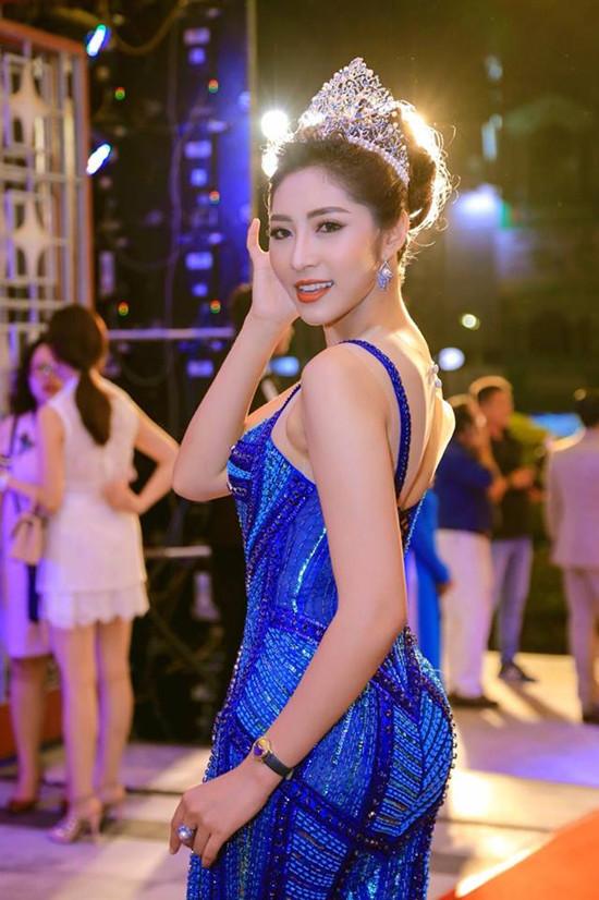 Nhìn lại nhan sắc thời son rỗi của Hoa hậu Đặng Thu Thảo ai cũng giật mình vì quá khác thời điểm bị tàn phá khi mang thai  - Ảnh 3.
