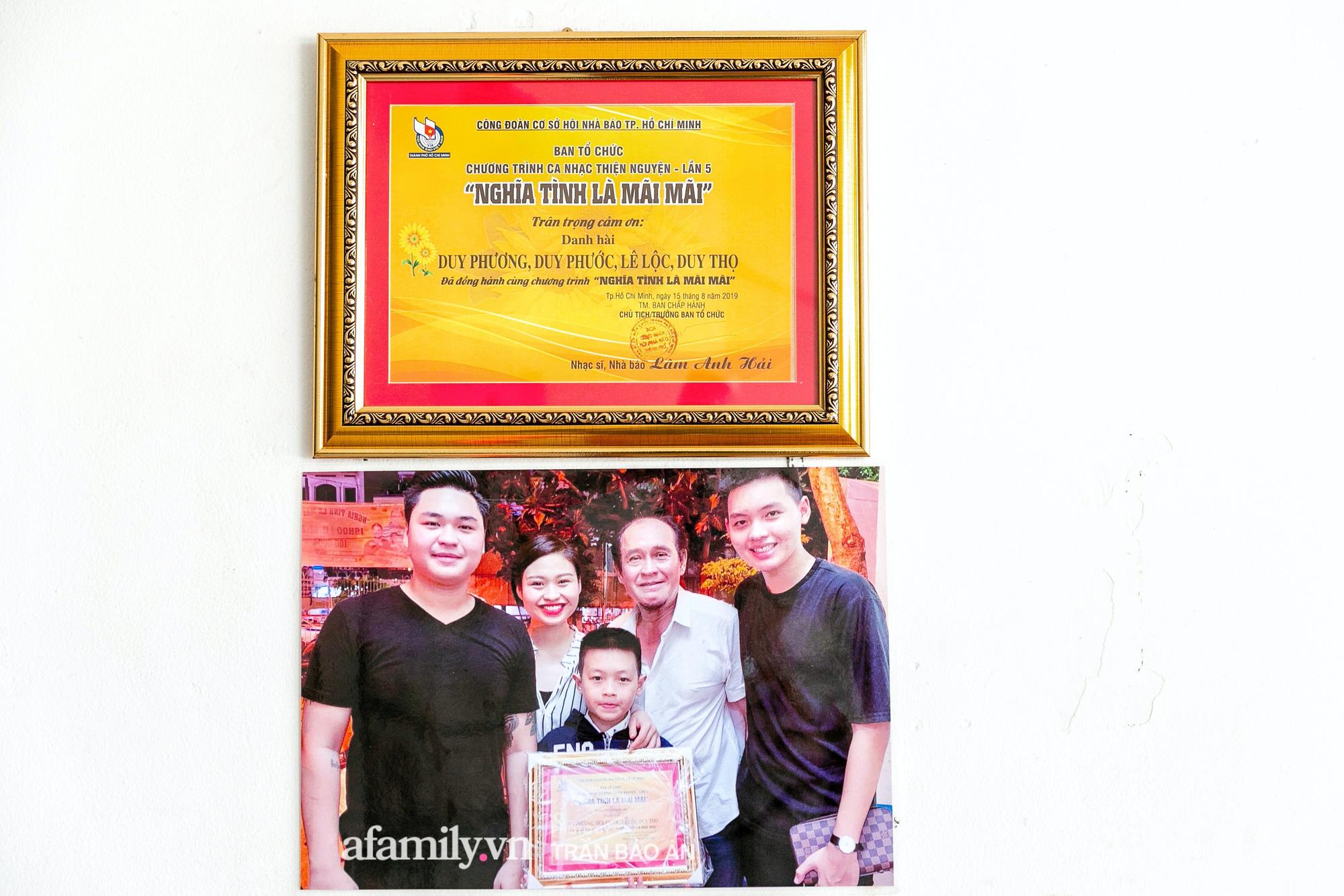 Quán bánh bèo chén của nghệ sĩ Duy Phương: Có người lặng lội đi hơn 20km để mua về và gặp ông chủ, xúc động hình ảnh 4 người con được treo ở nơi sáng nhất  - Ảnh 3.