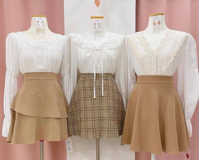 Vintage Boutique - Nâng tầm phong cách thời trang thanh lịch cho chị em phụ nữ - Ảnh 3.