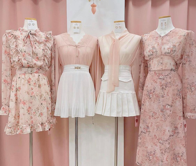 Vintage Boutique - Nâng tầm phong cách thời trang thanh lịch cho chị em phụ nữ - Ảnh 4.