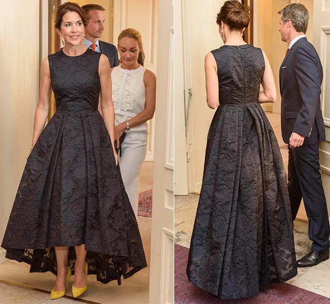 """Mặc đẹp hơn Kate nhưng Công nương Đan Mạch vẫn thua một nhân vật: Chỉ vì thiếu một món phụ kiện mà nhìn """"dừ"""" hơn cả chồng - Ảnh 2."""