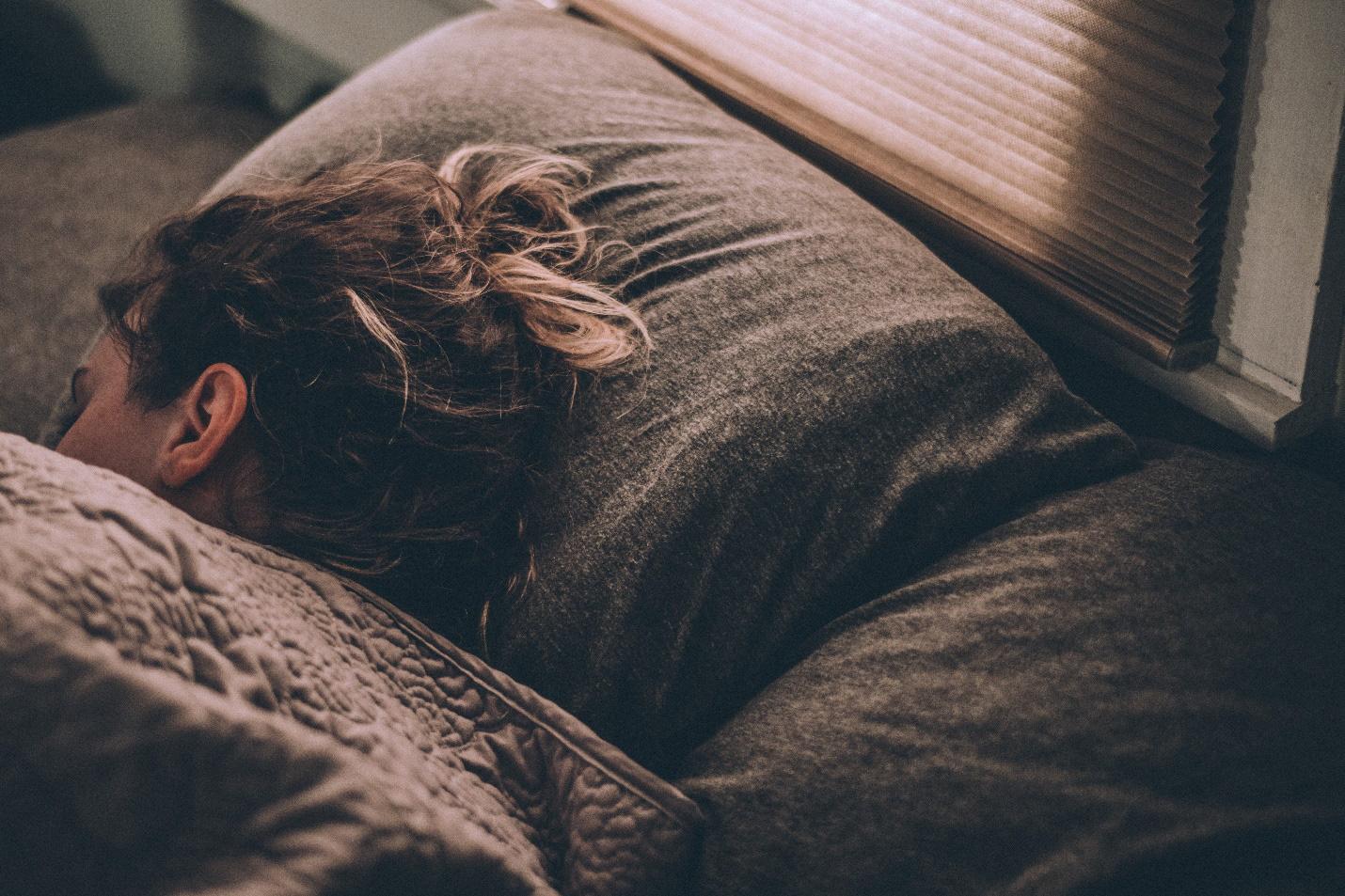 Giảm cân bằng giấc ngủ: Vừa giữ dáng vừa tốt cho sức khỏe - Ảnh 3.