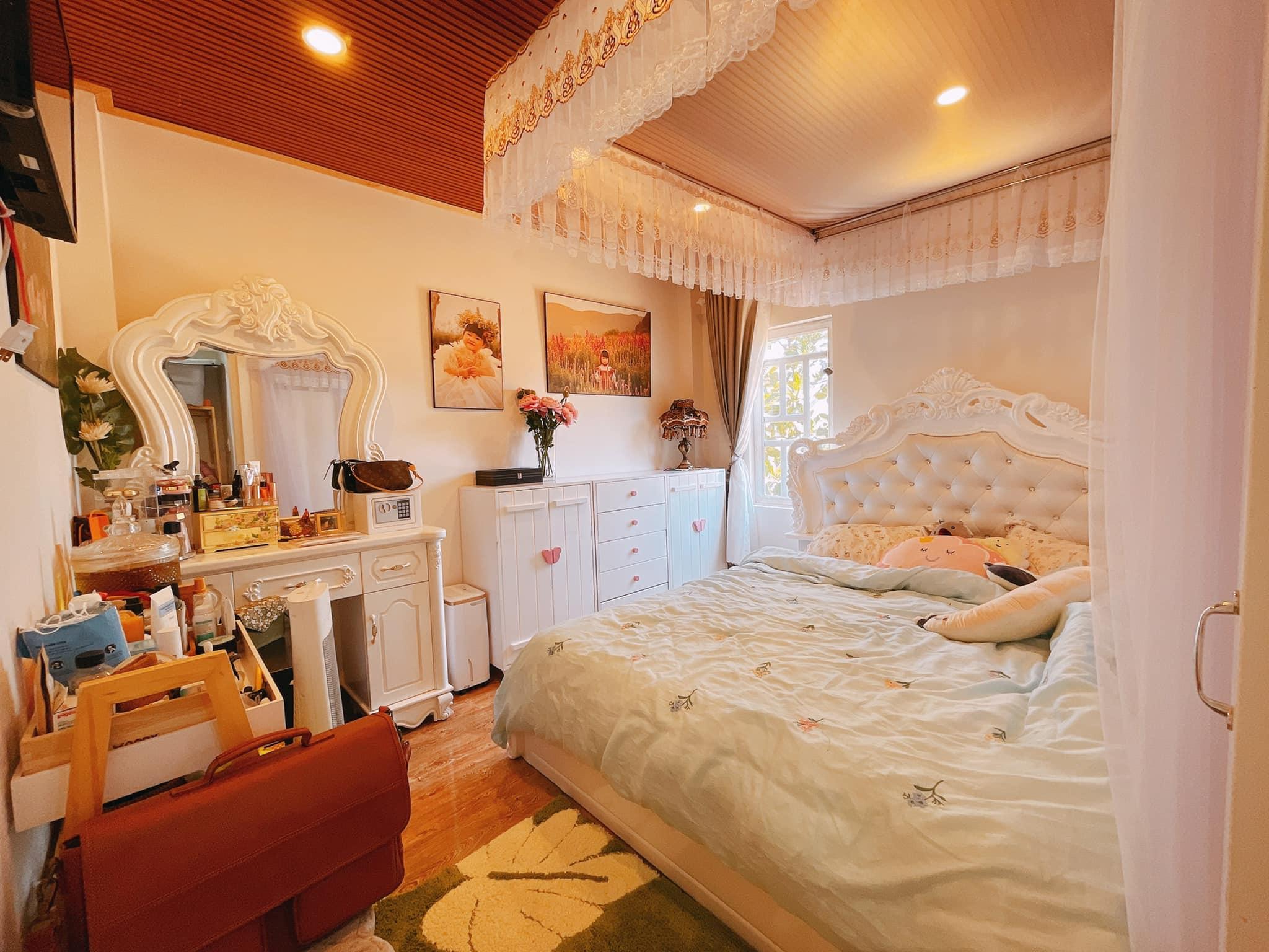 Mua lại căn nhà 63m², cặp vợ chồng trẻ cải tạo thành không gian sống ấm cúng, tiện nghi đủ đường ở Đà Lạt - Ảnh 26.