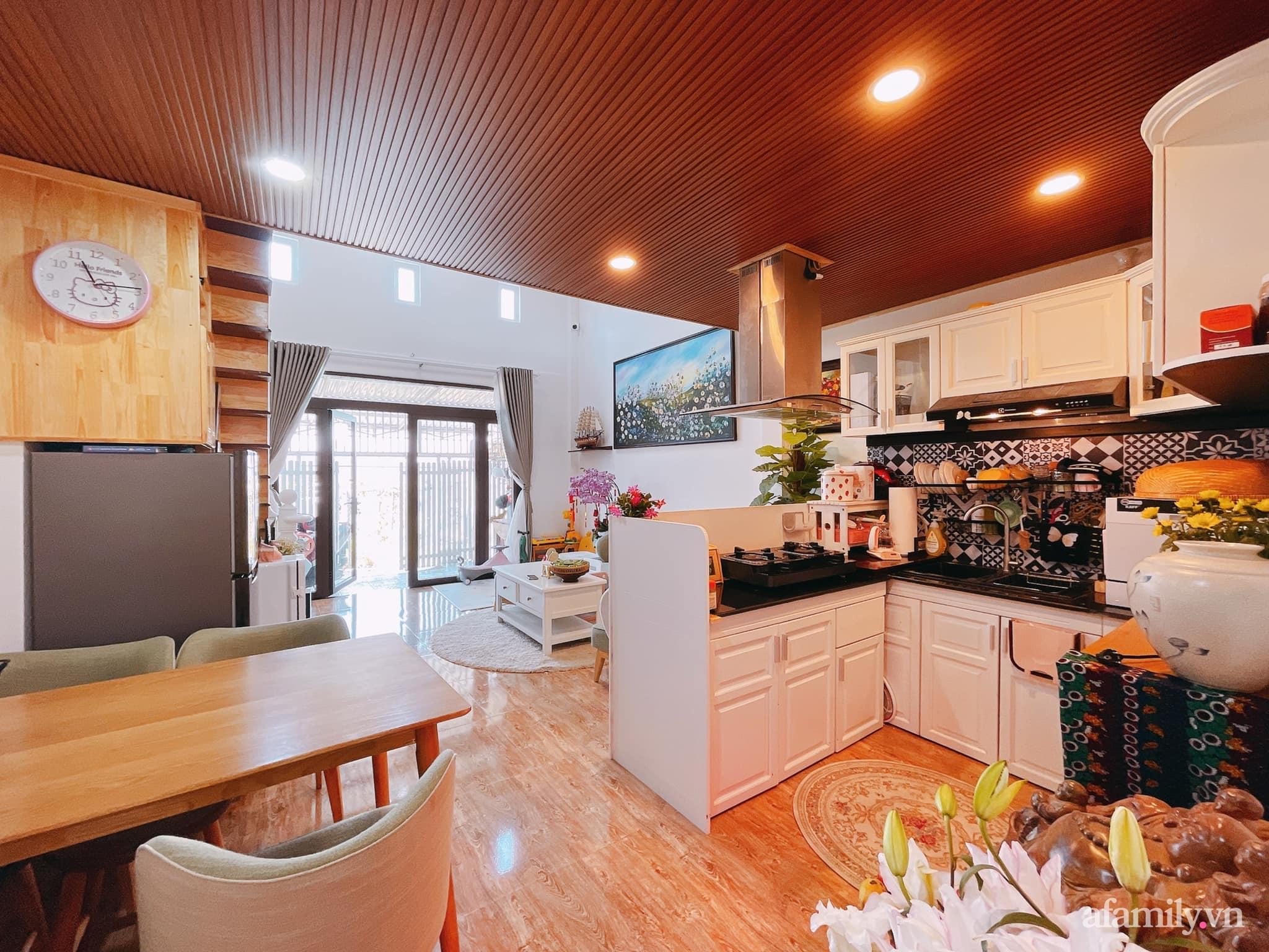Mua lại căn nhà 63m², cặp vợ chồng trẻ cải tạo thành không gian sống ấm cúng, tiện nghi đủ đường ở Đà Lạt - Ảnh 13.