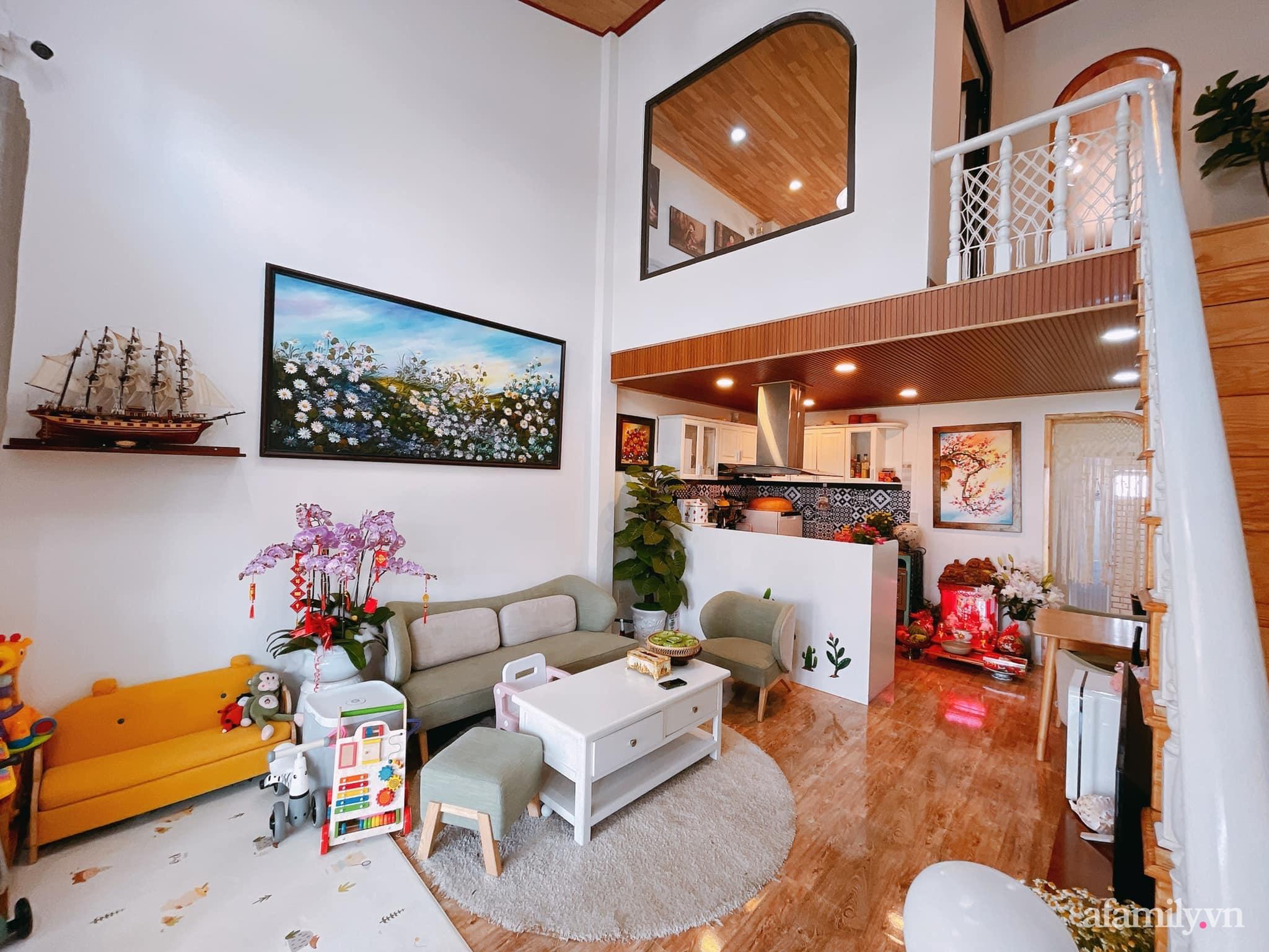 Mua lại căn nhà 63m², cặp vợ chồng trẻ cải tạo thành không gian sống ấm cúng, tiện nghi đủ đường ở Đà Lạt - Ảnh 9.