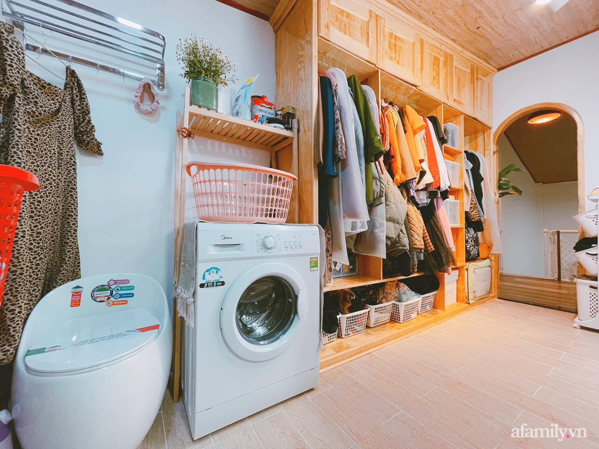 Mua lại căn nhà 63m², cặp vợ chồng trẻ cải tạo thành không gian sống ấm cúng, tiện nghi đủ đường ở Đà Lạt - Ảnh 21.