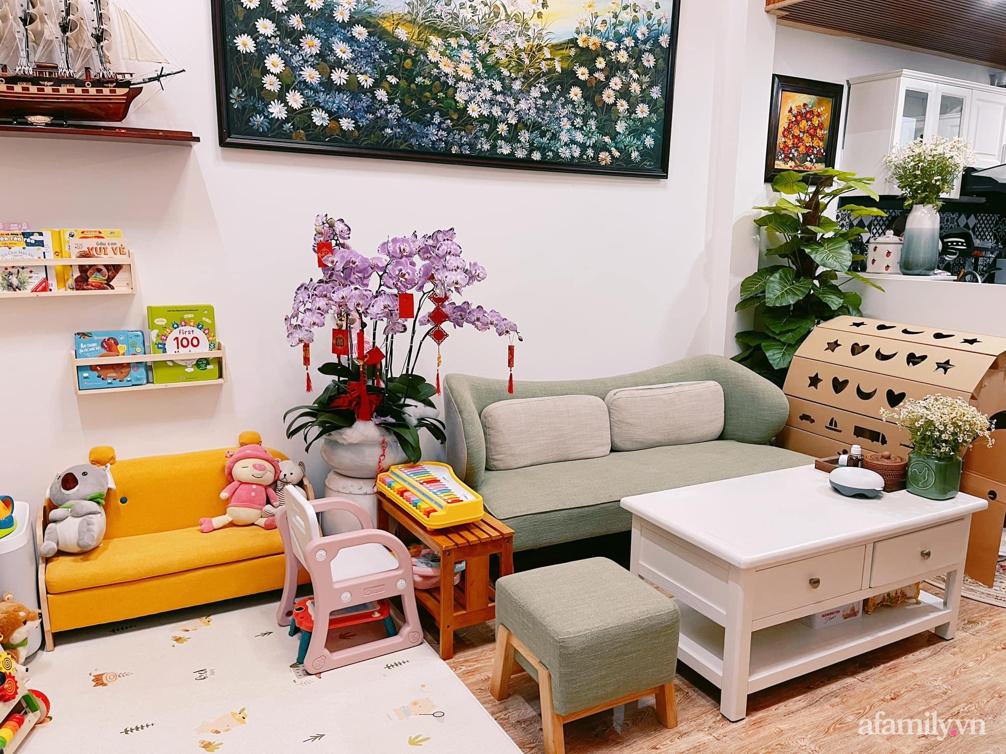 Mua lại căn nhà 63m², cặp vợ chồng trẻ cải tạo thành không gian sống ấm cúng, tiện nghi đủ đường ở Đà Lạt - Ảnh 8.