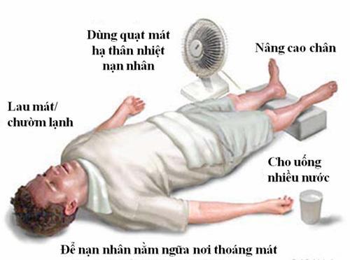 Nắng nóng gay gắt: 1 người tử vong nghi do sốc nhiệt, 2 người nguy kịch - Ảnh 4.