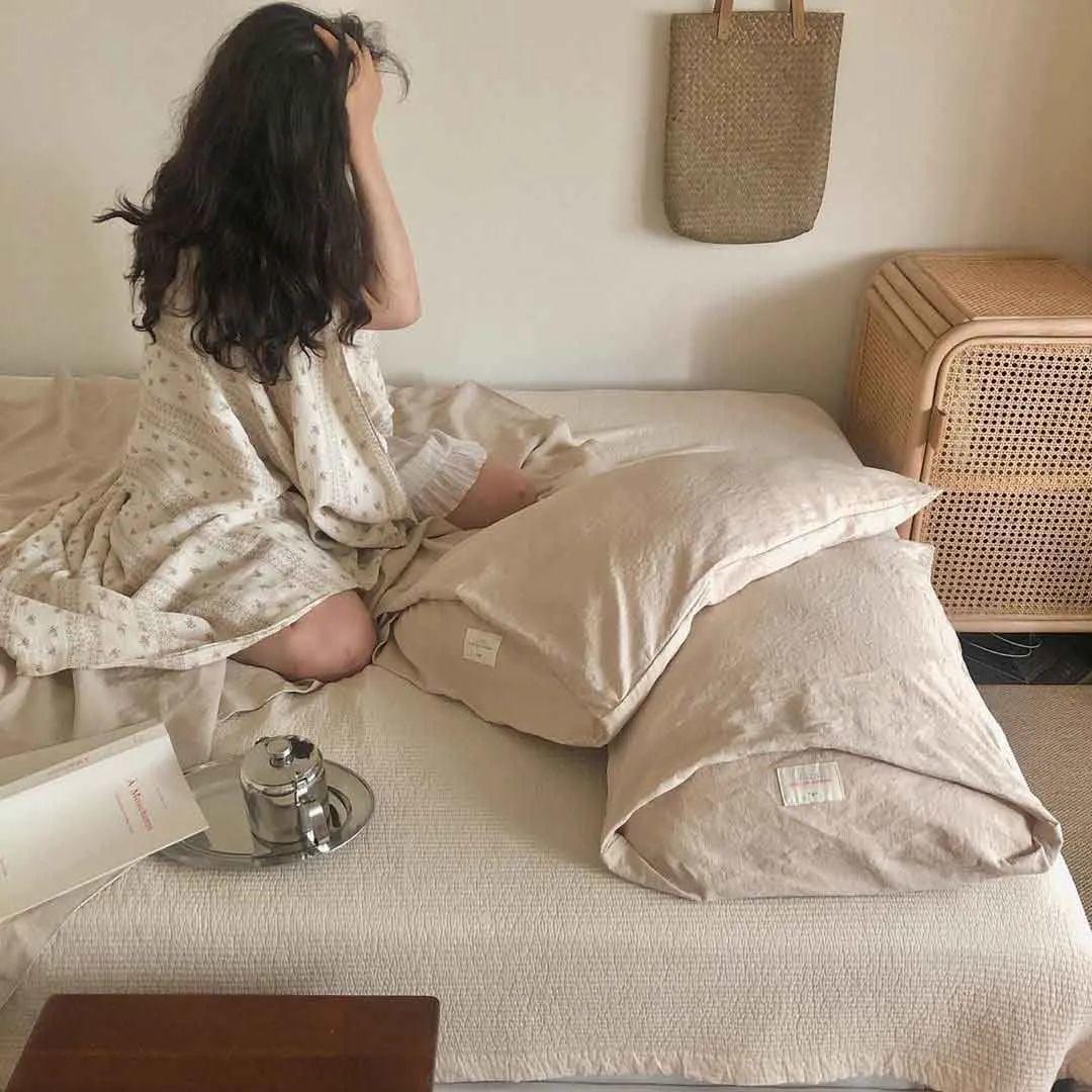 6 cách để bạn có căn phòng ngủ êm dịu và mộng mơ như của các cô gái Hàn - Ảnh 7.