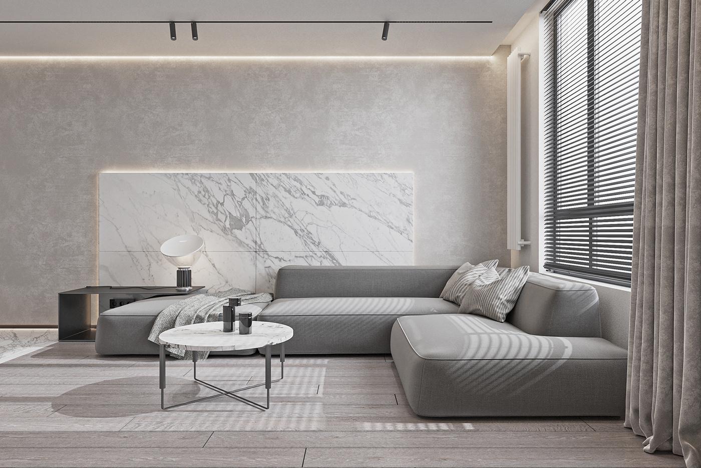Kiến trúc sư tư vấn thiết kế căn hộ  50m² cho 3 người, chi phí tiết kiệm chỉ 114 triệu đồng - Ảnh 3.
