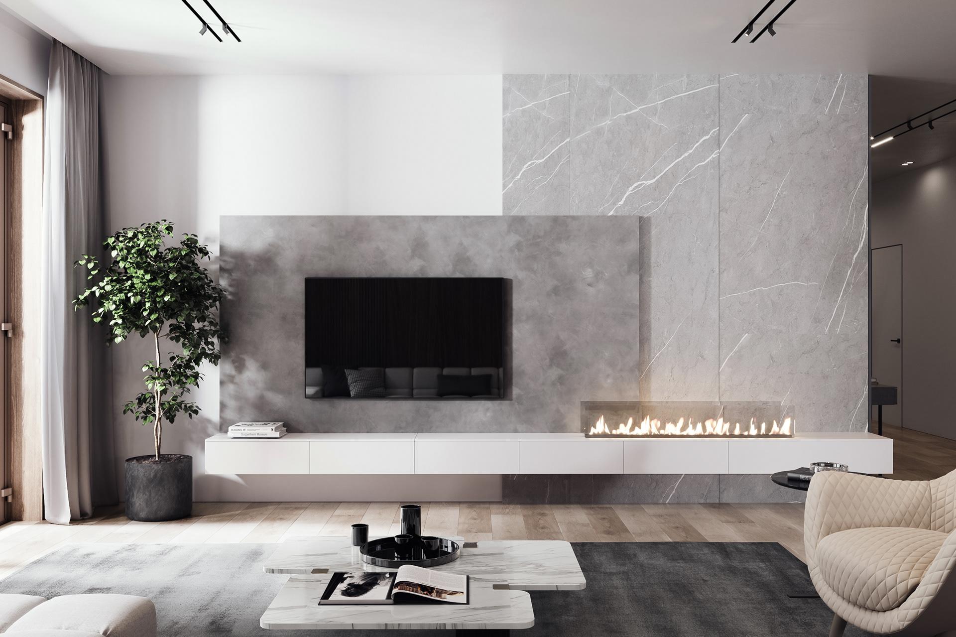 Kiến trúc sư tư vấn thiết kế căn hộ  50m² cho 3 người, chi phí tiết kiệm chỉ 114 triệu đồng - Ảnh 4.