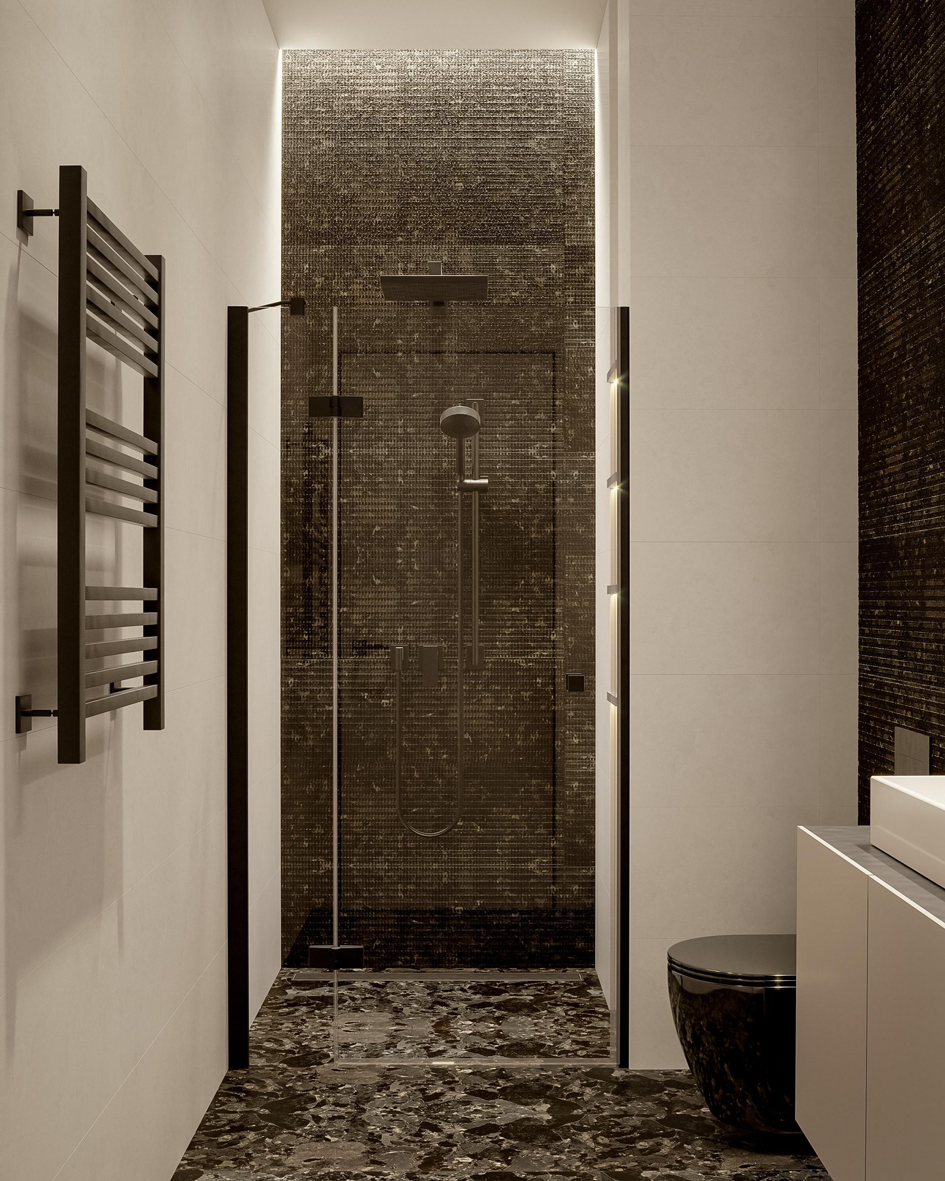 Kiến trúc sư tư vấn thiết kế căn hộ  50m² cho 3 người, chi phí tiết kiệm chỉ 114 triệu đồng - Ảnh 12.
