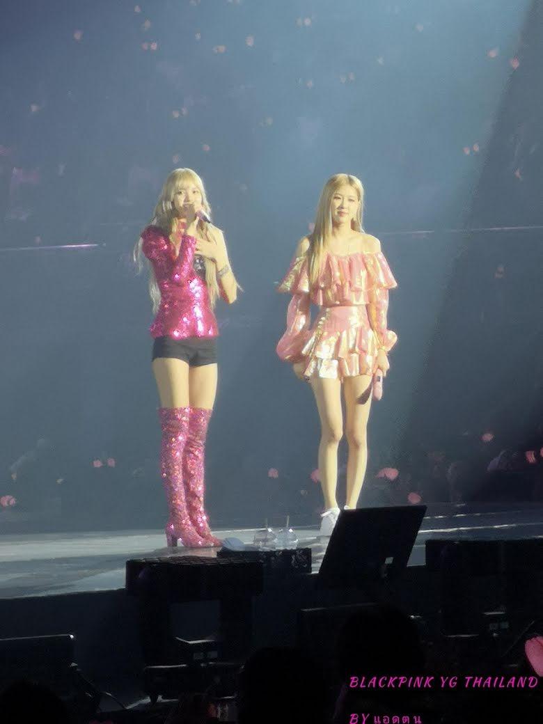 Không phải Jisoo hay Jennie, hóa ra Lisa và Rosé mới sở hữu đôi chân xuất sắc, diện quần short đẹp nhất BLACKPINK - Ảnh 8.