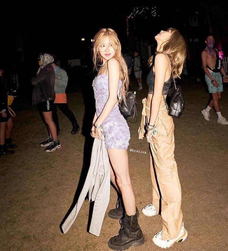 Không phải Jisoo hay Jennie, hóa ra Lisa và Rosé mới sở hữu đôi chân xuất sắc, diện quần short đẹp nhất BLACKPINK - Ảnh 9.