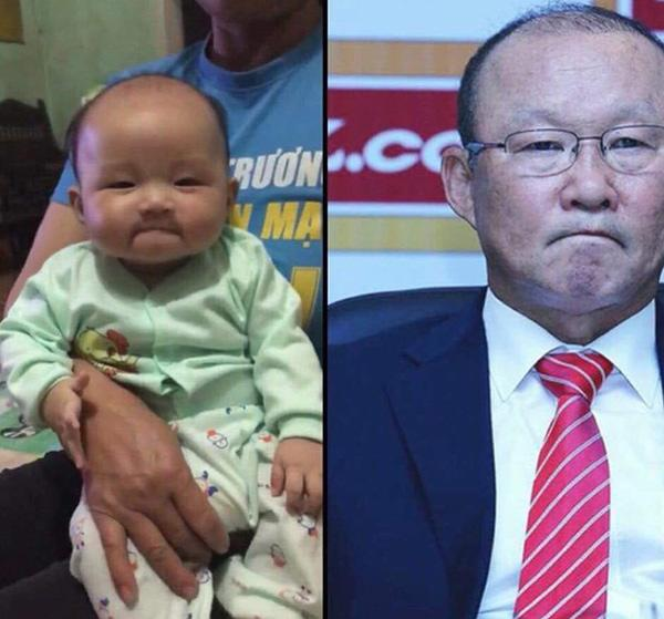 Thêm một phiên bản nhí của thầy Park Hang Seo gây sốt MXH, dân tình thả tim tới tấp: Khi bầu mẹ mê bóng đá quá đây mà? - Ảnh 9.