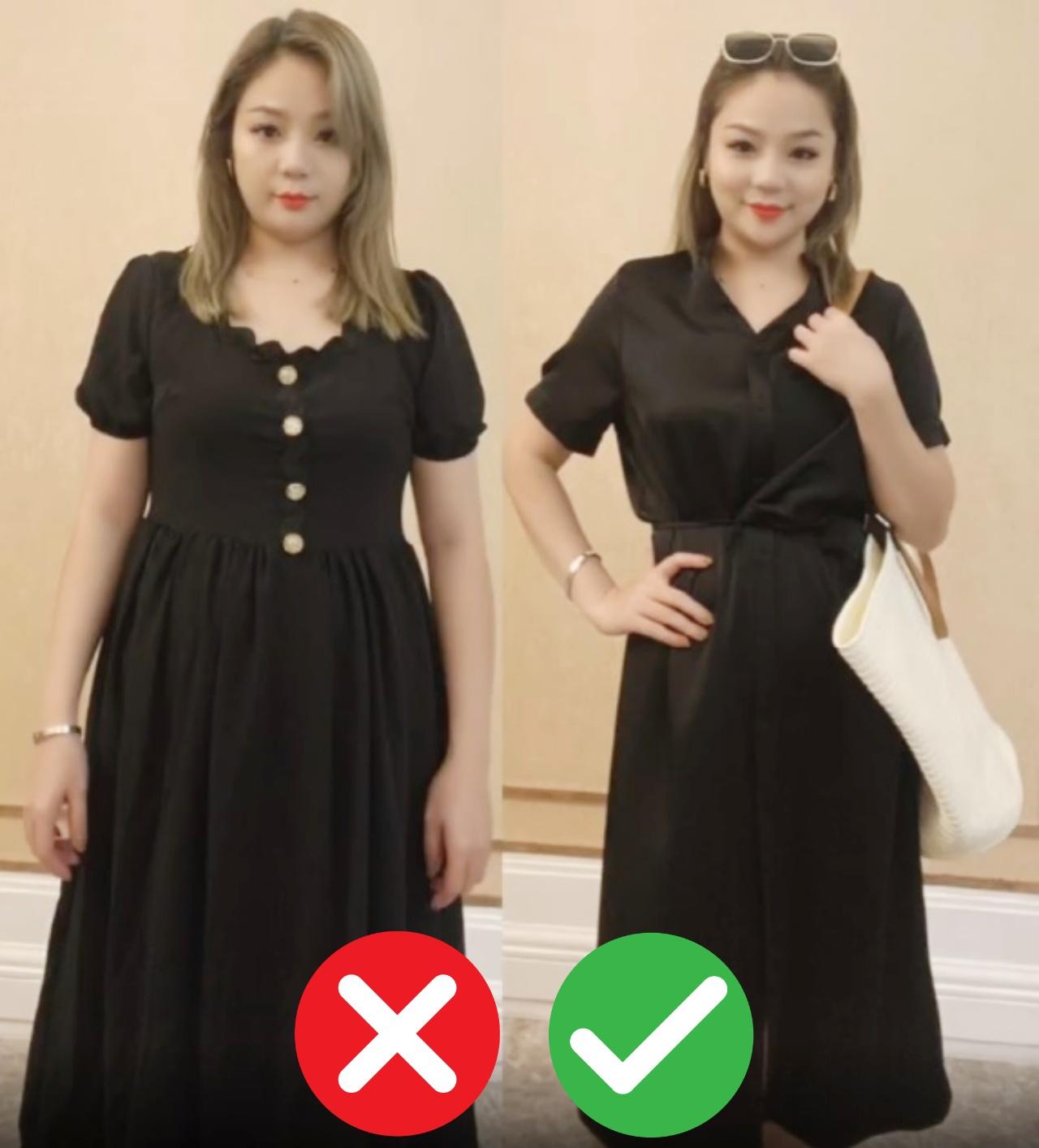 Nàng béo bụng cần tránh xa 4 kiểu váy áo này nếu không muốn vừa lộ vòng 2 xồ xề lại vừa kém sang - Ảnh 3.