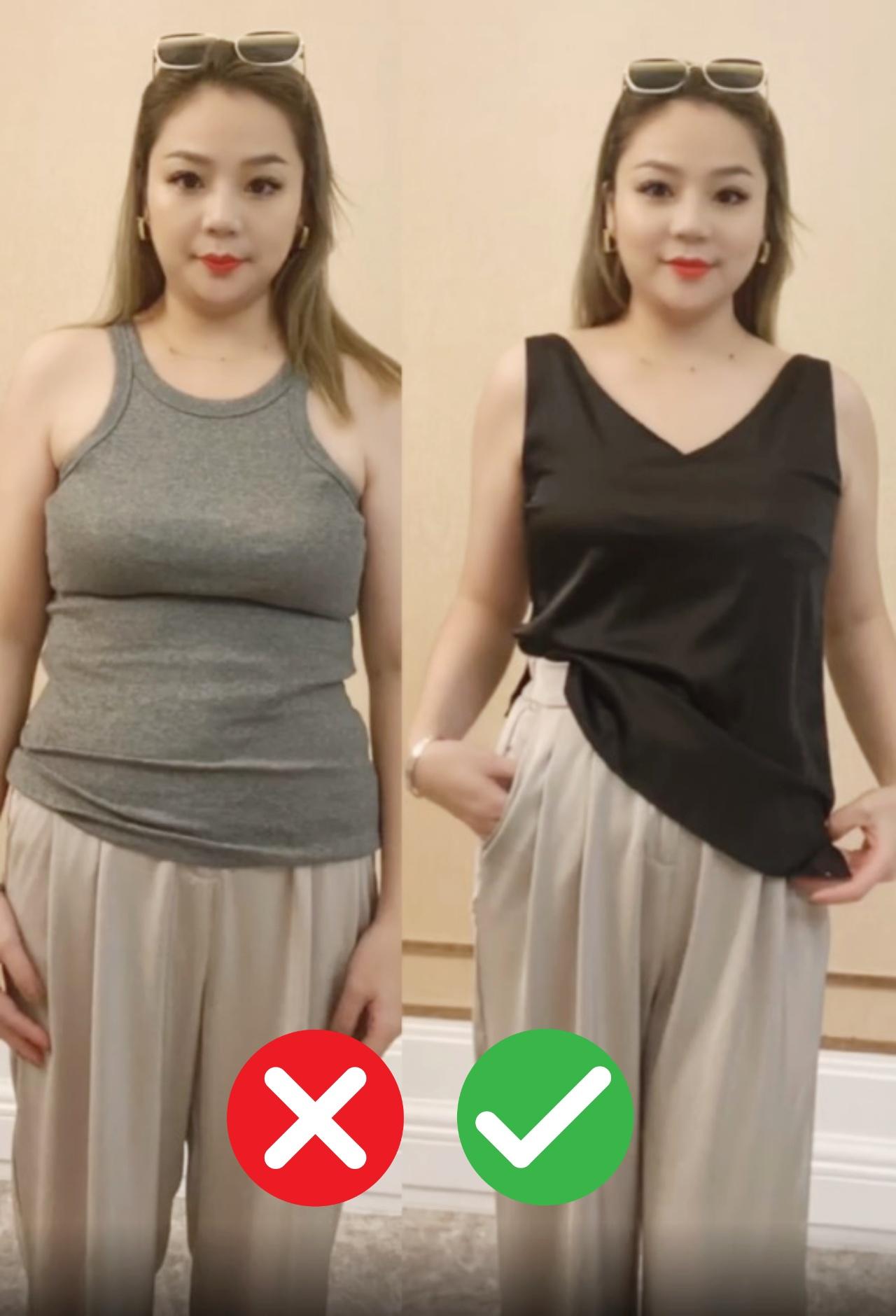 Nàng béo bụng cần tránh xa 4 kiểu váy áo này nếu không muốn vừa lộ vòng 2 xồ xề lại vừa kém sang - Ảnh 5.