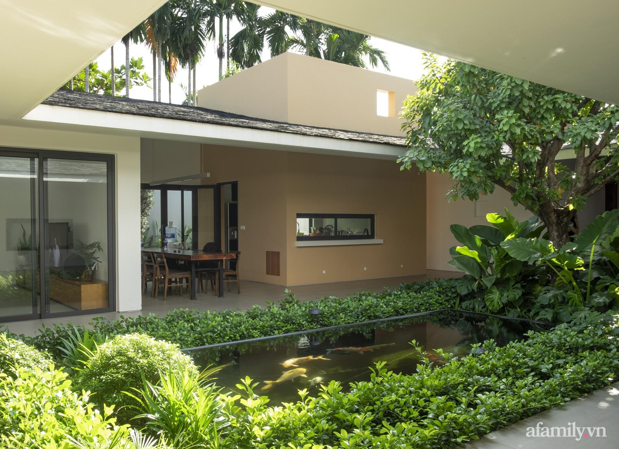 Ngôi nhà rợp mát bóng cây ở ngoại ô Sài Gòn tạo sự gắn kết cho gia đình 3 thế hệ - Ảnh 6.