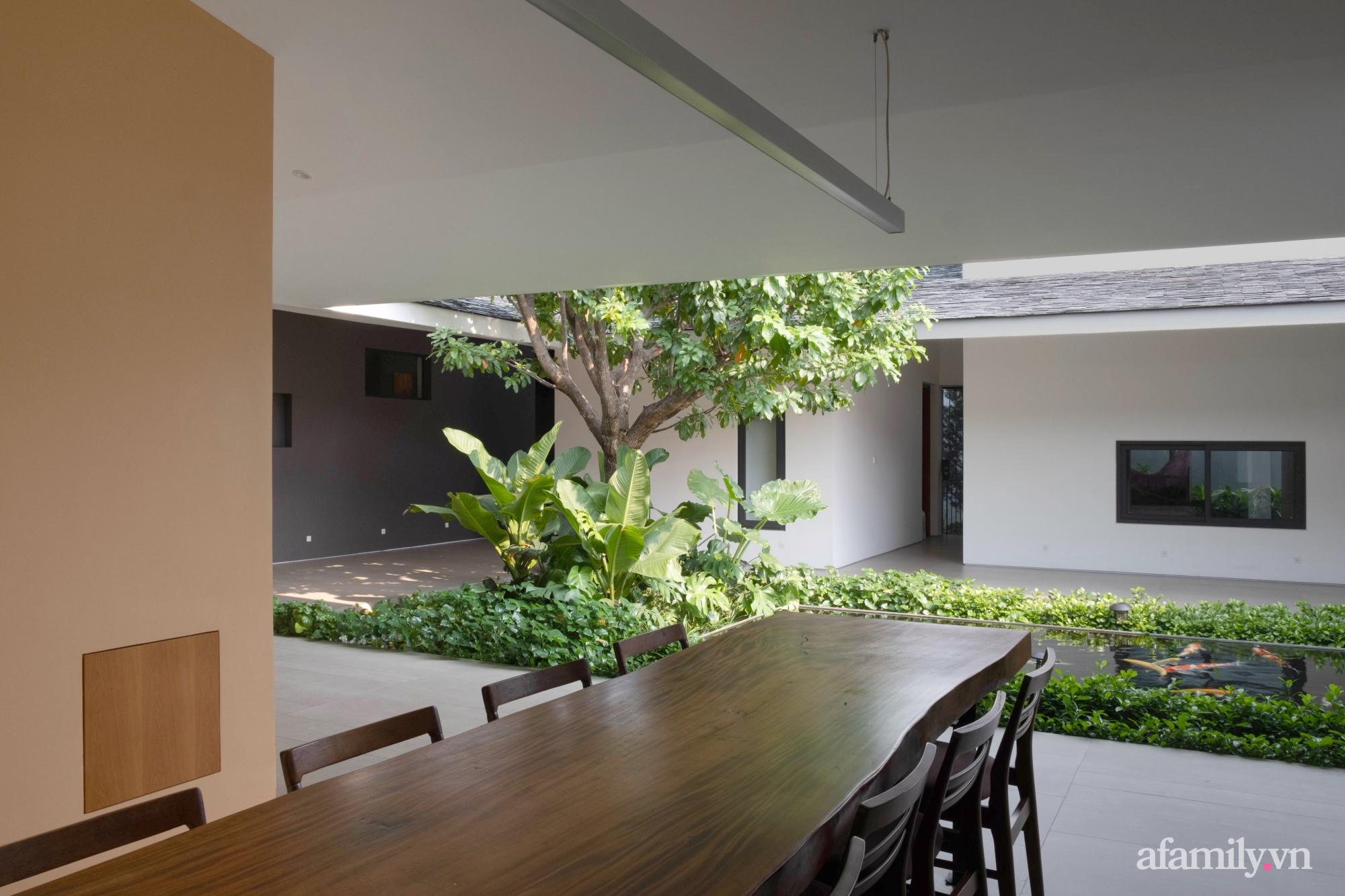Ngôi nhà rợp mát bóng cây ở ngoại ô Sài Gòn tạo sự gắn kết cho gia đình 3 thế hệ - Ảnh 11.