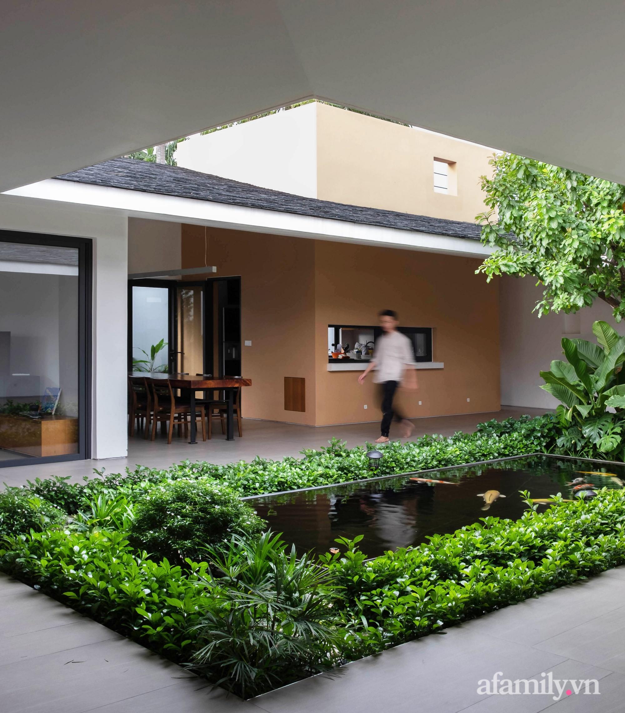 Ngôi nhà rợp mát bóng cây ở ngoại ô Sài Gòn tạo sự gắn kết cho gia đình 3 thế hệ - Ảnh 7.