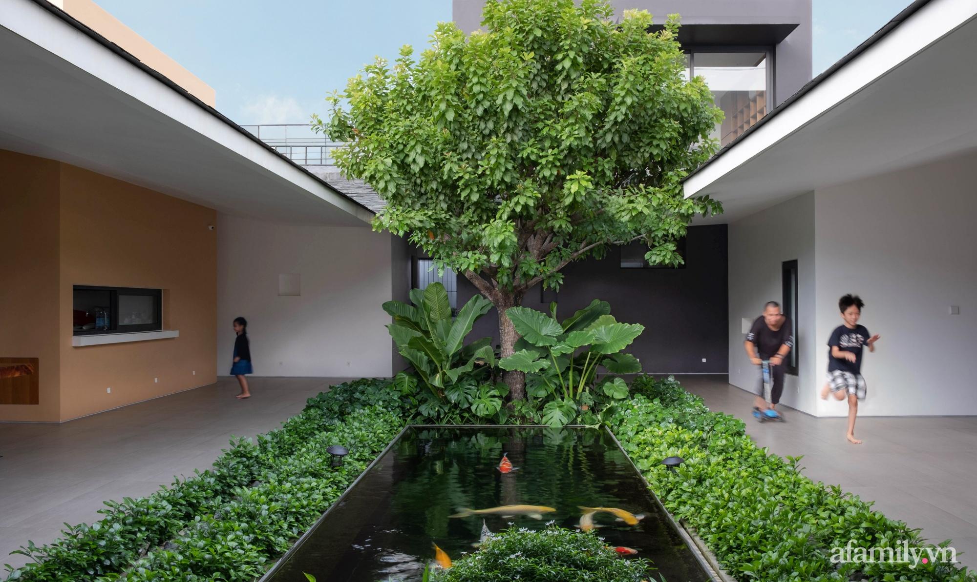 Ngôi nhà rợp mát bóng cây ở ngoại ô Sài Gòn tạo sự gắn kết cho gia đình 3 thế hệ - Ảnh 14.