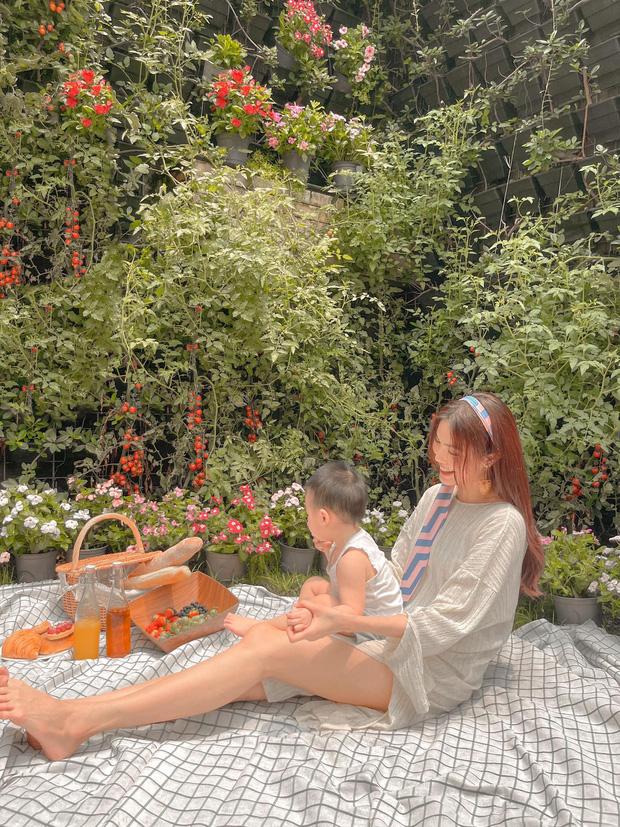 Siêu mẫu Lan Khuê: Ở riêng mới ổn vì 1 đứa trẻ nên được nuôi dạy ở môi trường thống nhất quan điểm  - Ảnh 2.
