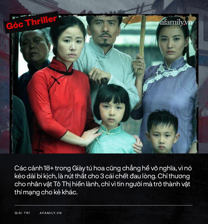 Phim kinh dị 18+ ám ảnh nhất của Lâm Tâm Như: Chồng bất lực không thể ân ái, vợ ra ngoài ăn vụng, lại còn có cảnh làm tình nhạy cảm - Ảnh 9.