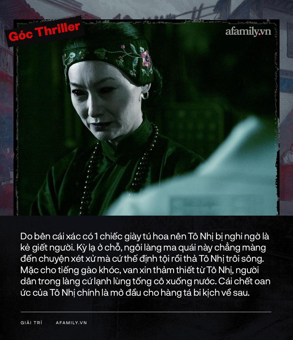 Phim kinh dị 18+ ám ảnh nhất của Lâm Tâm Như: Chồng bất lực không thể ân ái, vợ ra ngoài ăn vụng, lại còn có cảnh làm tình nhạy cảm - Ảnh 6.