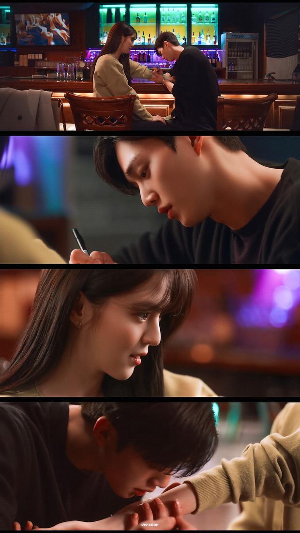 """Sốc toàn tập trước cảnh """"giường chiếu"""" cực nóng của """"tiểu tam"""" Han So Hee, mới 2 tập đã ngập tràn cảnh 19+ - Ảnh 5."""