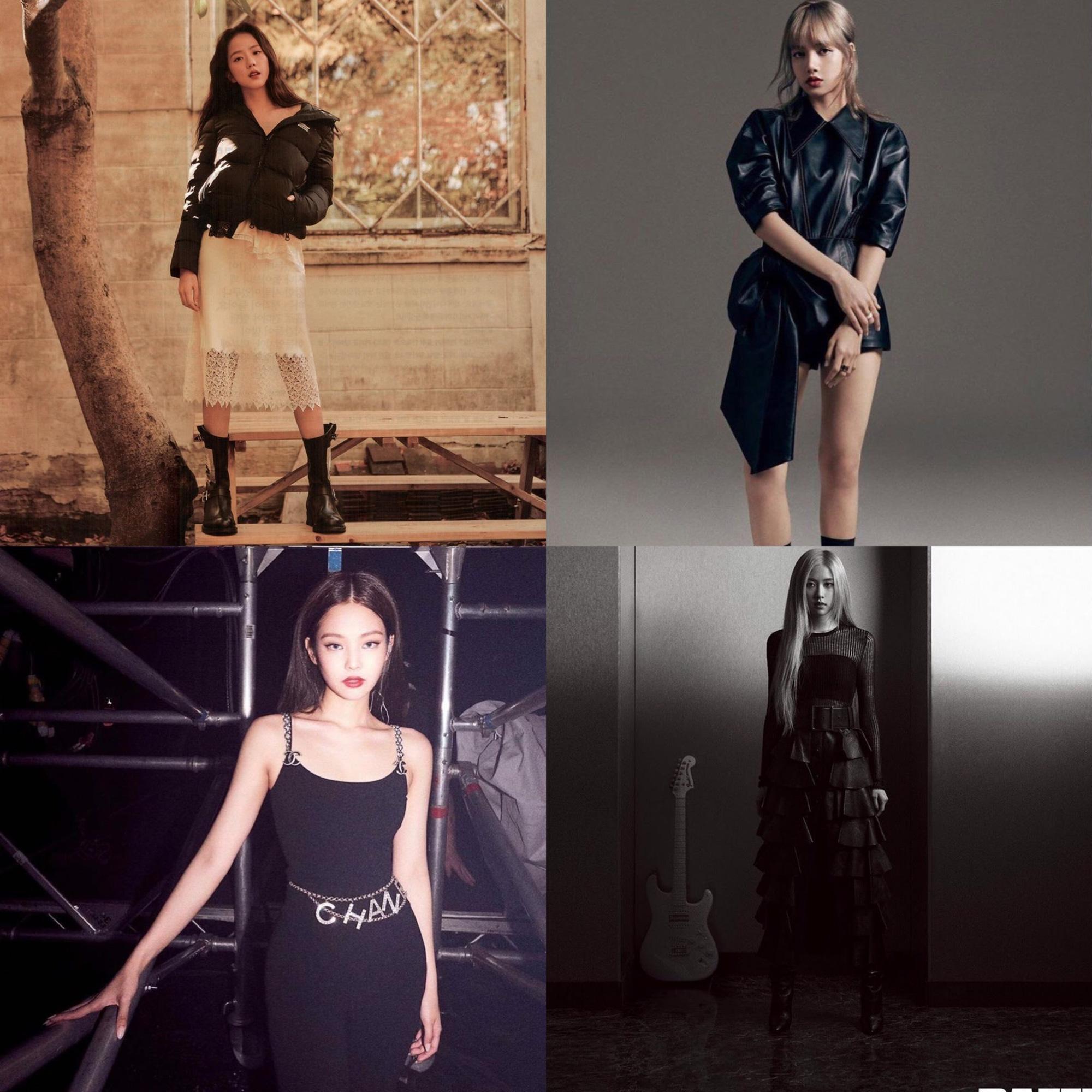 Cách tạo dáng của BLACKPINK đỉnh tới mức nào mà netizen khuyên nhóm làm người mẫu nếu lỡ... thất nghiệp? - Ảnh 12.