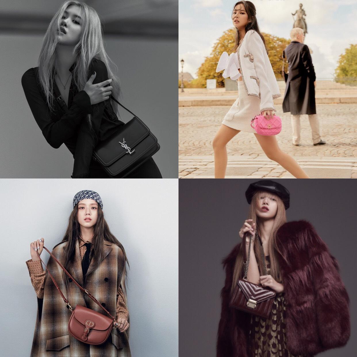 Cách tạo dáng của BLACKPINK đỉnh tới mức nào mà netizen khuyên nhóm làm người mẫu nếu lỡ... thất nghiệp? - Ảnh 10.
