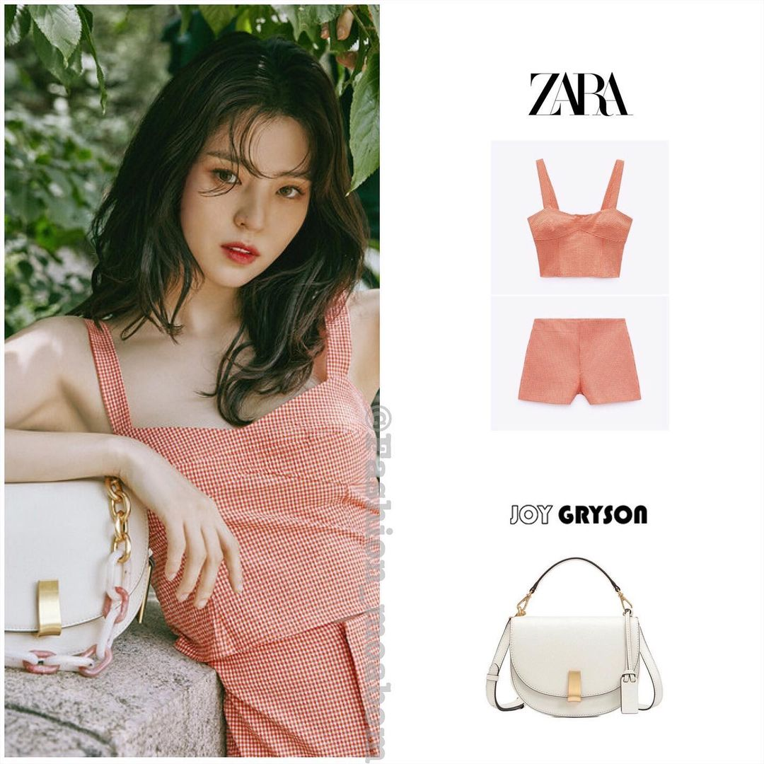 """Han So Hee hay diện đồ Zara giá rẻ, chứng minh khả năng """"sang chảnh hóa đồ bình dân"""" - Ảnh 4."""