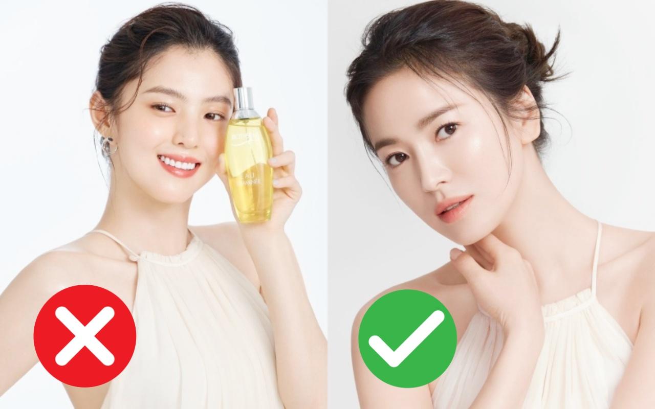 """Là cố tình bắt chước hay trùng hợp thì """"tiểu tam"""" Han So Hee còn chạy dài mới bằng Song Hye Kyo khi đụng hàng - Ảnh 5."""